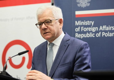 Czaputowicz: Obecność żołnierzy USA w Polsce jest ważniejsza niż w Niemczech