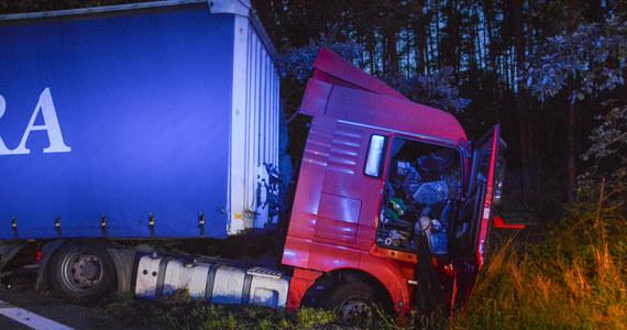 Wypadek na drodze krajowej nr 46 między Opolem a Niemodlinem. W Dąbrowie zderzyły się trzy ciężarówki. Dwie osoby zostały ranne. Zdjęcia z miejsca zdarzenia dostaliśmy na Gorącą Linię RMF FM.