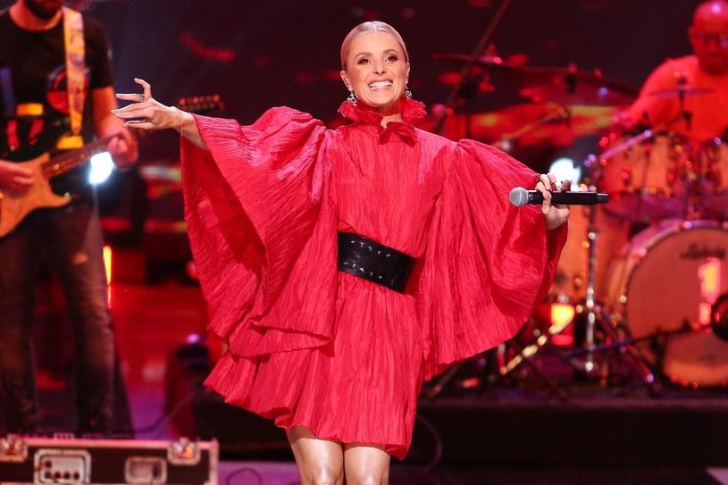 Na deskach Opery Leśnej w Sopocie po latach Halina Mlynkova ponownie zaśpiewałą z grupą Brathanki.