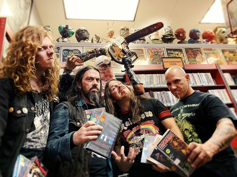 Weterani grind / death metalu z kalifornijskiego Exhumed przygotowali nowy album.