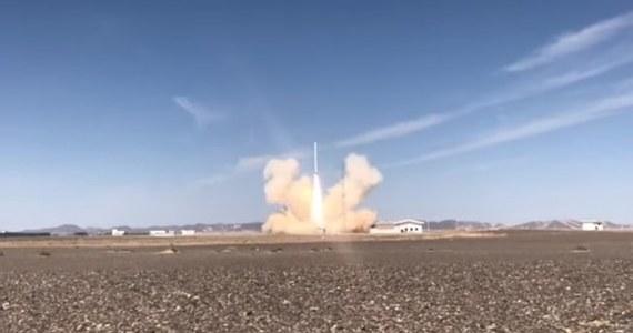 Chińska rządowa agencja kosmiczna w sobotę dokonała udanego wystrzelenia na orbitę okołoziemską swojej pierwszej rakiety przeznaczonej do użytku komercyjnego, Jielong-1 (Smart Dragon-1) - poinformowała państwowa telewizja CCTV.