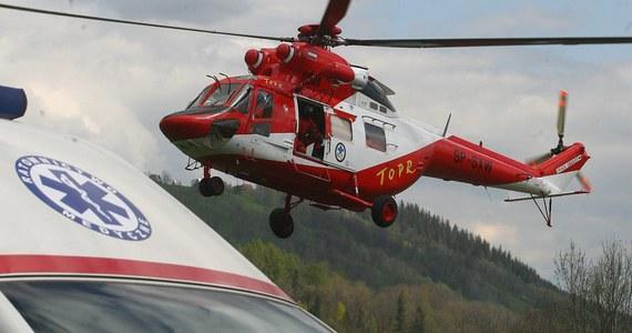 9 ratowników bierze udział w skomplikowanej akcji ratunkowej w najgłębszej jaskini Tatr - Wielkiej Śnieżnej. Około 500 metrów poniżej otworu wejściowego odciętych zostało dwóch grotołazów. Woda zalała korytarz, w którym się znajdowali.