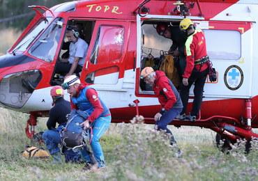 Dramatyczna akcja ratunkowa w jaskini Wielkiej Śnieżnej w Tatrach. Nie ma przełomu