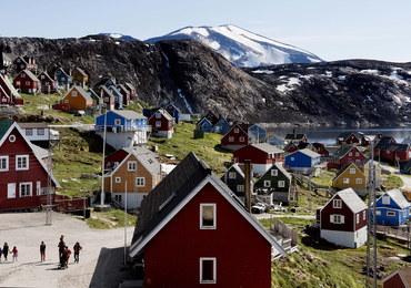 Trump o Grenlandii: Jesteśmy nią zainteresowani. Dania: Pomysł absurdalny