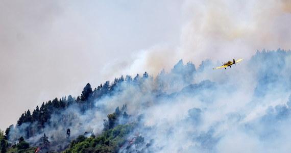 Pożary szalejące na największej z Wysp Kanaryjskich, Gran Canarii doprowadziły do ewakuacji kolejnych 8 tys. osób. Wyspa jest jednym z najchętniej wybieranych przez Polaków wakacyjnych kierunków.