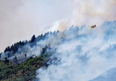 Gran Canaria w ogniu. Ewakuowano tysiące osób