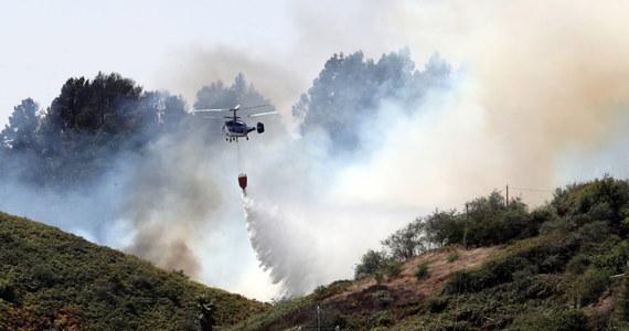 Pożar, który od soboty rozprzestrzenia się na Gran Canarii do wtorku strawił już ponad 10 tys. hektarów lasów i łąk. To największy od 2013 roku kataklizm spowodowany przez ogień na terytorium Hiszpanii.