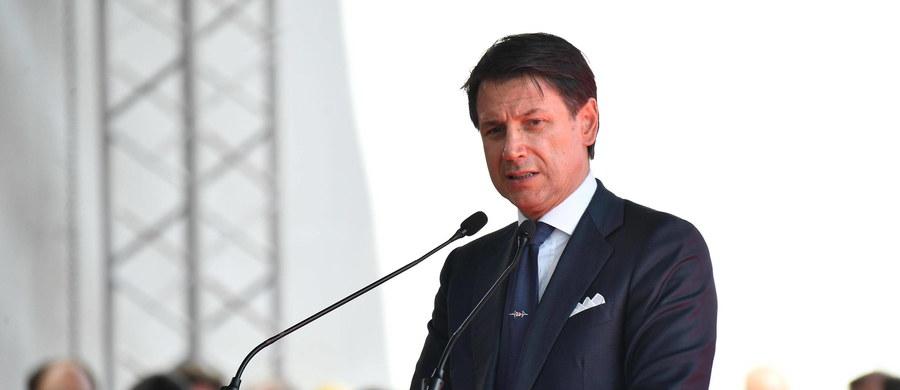 Premier Włoch Giuseppe Conte zapowiedział złożenie dymisji na ręce prezydenta. Rząd Contego pracował 14 miesięcy.