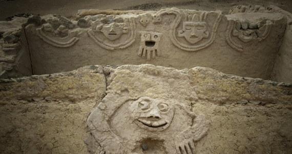 Płaskorzeźbę sprzed 3800 lat odkryli archeolodzy w Peru. Została ona odsłonięta na stanowisku archeologicznym Vichama, znajdującym się ok. 150 km na północ od Limy.