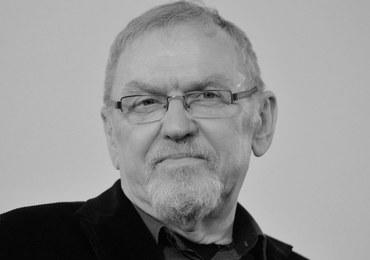 """Jan Purzycki nie żyje. Był scenarzystą """"Wielkiego Szu"""" i """"Piłkarskiego pokera"""""""
