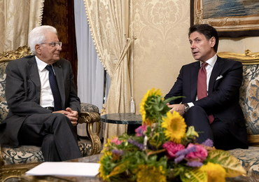 Kryzys rządowy we Włoszech. Premier Giuseppe Conte złożył dymisję