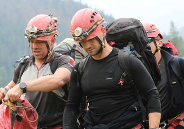 Akcja w największej jaskini Tatr. Naczelnik TOPR: Szanse na przeżycie grotołazów są minimalne
