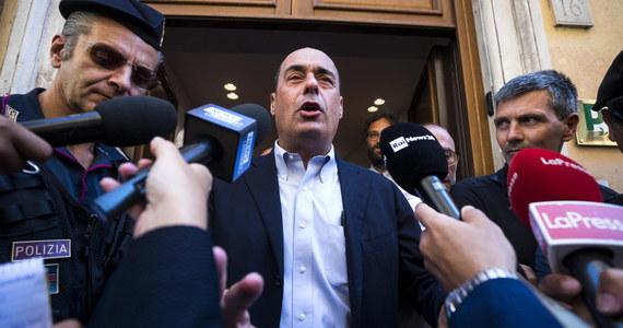 Kierownictwo włoskiej centrolewicowej Partii Demokratycznej, która od zeszłorocznych wyborów pozostawała w opozycji, w środę upoważniło lidera ugrupowania Nicolę Zingarettiego do rozmów z Ruchem Pięciu Gwiazd na temat możliwości utworzenia rządu.