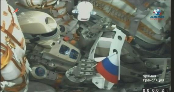Sojuz MS-14 z rosyjskim humanoidalnym robotem wielkości człowieka na pokładzie wystartował z kosmodromu Bajkonur w Kazachstanie. Przez 10 dni FEDOR będzie pomagać astronautom, m.in. będzie podłączał kable elektryczne przy użyciu odpowiednich narzędzi.