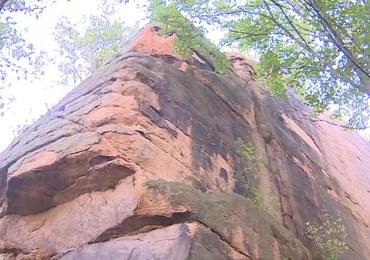 13-latka spadła z 15-metrowej skały na Dolnym Śląsku. Trafiła do szpitala