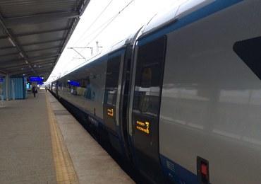 Wznowiono ruch pociągów na Centralnej Magistrali Kolejowej