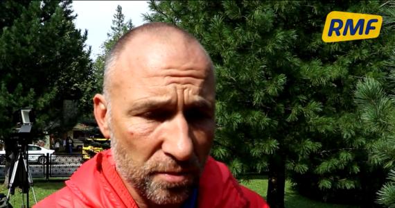Lekarz TOPR Przemysław Guła przybył na miejsce tragedii na Giewoncie w pierwszym śmigłowcu, w rozmowie z RMF FM opowiada o tym, jak wyglądała akcja ratunkowa.