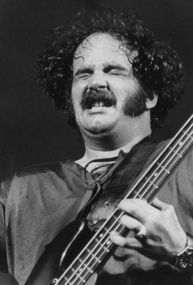 Basista Canned Heat oraz współpracownik Toma Waitsa i The Monkees - Larry Taylor - zmarł po 12-letniej walce z rakiem.