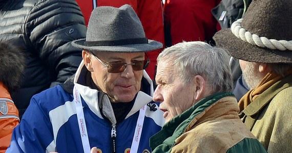 W wieku 80 lat zmarł austriacki narciarz alpejski Egon Zimmermann, mistrz świata z 1962 i złoty medalista olimpijski z 1964 roku. Informację o jego śmierci potwierdziła tamtejsza federacja narciarska.