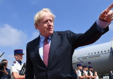 Johnson: Tusk zostanie Mr No Deal, jeśli nie zgodzi się na zmianę umowy