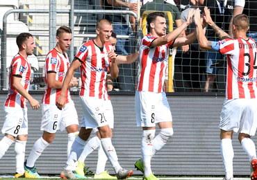 Ekstraklasa: Cracovia pokonała Arkę 3:1