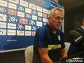 Trener Jacek Zieliński po meczu z Cracovią. Wideo
