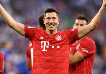 Hat-trick Lewandowskiego! Pewny triumf Bayernu