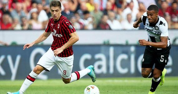 AC Milan rozpoczął sezon Serie A od porażki z Udinese 0:1. Zdaniem włoskich mediów, jednym z winowajców takiego rezultatu jest Krzysztof Piątek.
