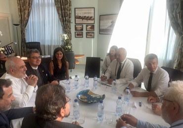 Szef irańskiej dyplomacji zaskoczył uczestników szczytu G7