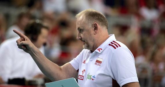 """Przed własną publicznością Polki przegrały z Belgią 2:3. To pierwsza porażka """"Biało-czerwonych"""" w tym turnieju. Jak mówił trener Nawrocki po meczu: """"Gubiliśmy w tym meczu punkty, nie wykorzystując swojego potencjału i tego, co mamy najlepsze""""."""