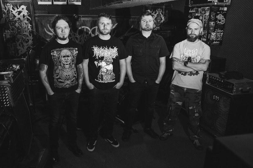 Death / grindcore'owa grupa Straight Hate z woj. lubelskiego wypuści we wrześniu drugi longplay.