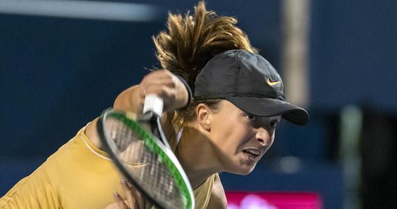 Iga Świątek odpadła w drugiej rundzie turnieju wielkoszlemowego US Open. Debiutująca w nowojorskiej imprezie 18-letnia tenisistka przegrała z rozstawioną z numerem 12. Łotyszką Anastasiją Sevastovą 6:3, 1:6, 3:6.