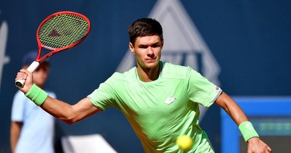 Kamil Majchrzak wygrał z Urugwajczykiem Pablo Cuevasem 6:7 (3-7), 6:4, 2:6, 6:4, 6:1 i awansował do 3. rundy wielkoszlemowego US Open w Nowym Jorku. To największy sukces w karierze 23-tenisisty z Piotrkowa Trybunalskiego.
