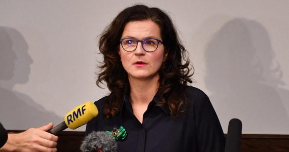 Jesteśmy przygotowani, czuwamy - powiedziała prezydent Gdańska Aleksandra Dulkiewicz, pytana o gotowość miasta na ewentualne skutki zrzutu ścieków do Wisły po awarii, do której doszło w stolicy.