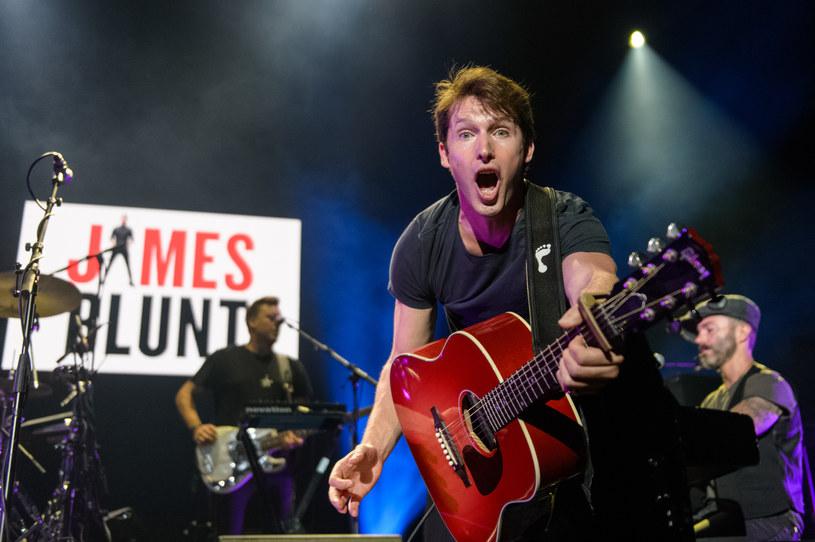 """7 marca 2020 r. w Arenie Gliwice zaśpiewa brytyjski wokalista James Blunt, pamiętany z wielkiego przeboju """"You're Beautiful""""."""