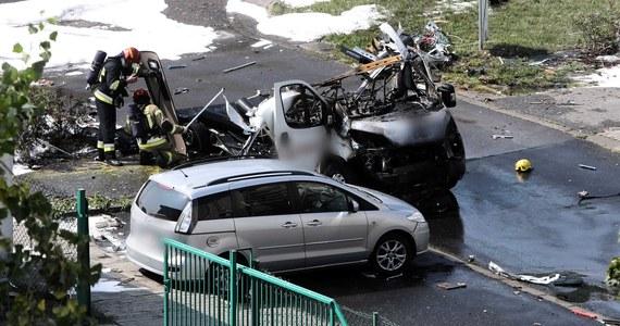 Wybuch na warszawskim Bemowie, w okolicach ulicy Wrocławskiej. Eksplodował tam samochód przewożący cztery butle z gazem. Dwie osoby zginęły, trzy zostały ranne.