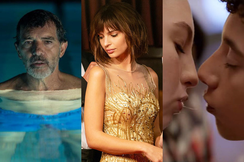 """W ostatni piątek sierpnia na kinowe ekrany trafiło sześć premierowych tytułów. Wśród nich znalazły się m.in. nowy film Pedra Almodovara """"Ból i blask"""" z nagrodzoną w Cannes kreacją Antonia Banderasa, kryminalna komedia """"Złodziej i oszustka"""" z udziałem Emily Ratajkowski oraz niegrzeczna komedia dla nastolatków """"Grzeczni chłopcy""""."""