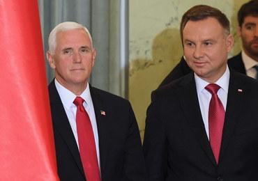 Mike Pence o Polsce w programie bezwizowym: Dzielą nas od tego tygodnie