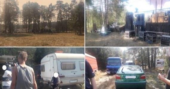 Scena, głośniki ustawione w środku lasu, sto osób z kilku krajów, poważne zagrożenie pożarowe i mandaty na 11 tysięcy złotych. Tak wyglądała nielegalna impreza, zorganizowana w nadleśnictwie Świętoszów na Dolnym Śląsku, na terenie obszaru Natura 2000.