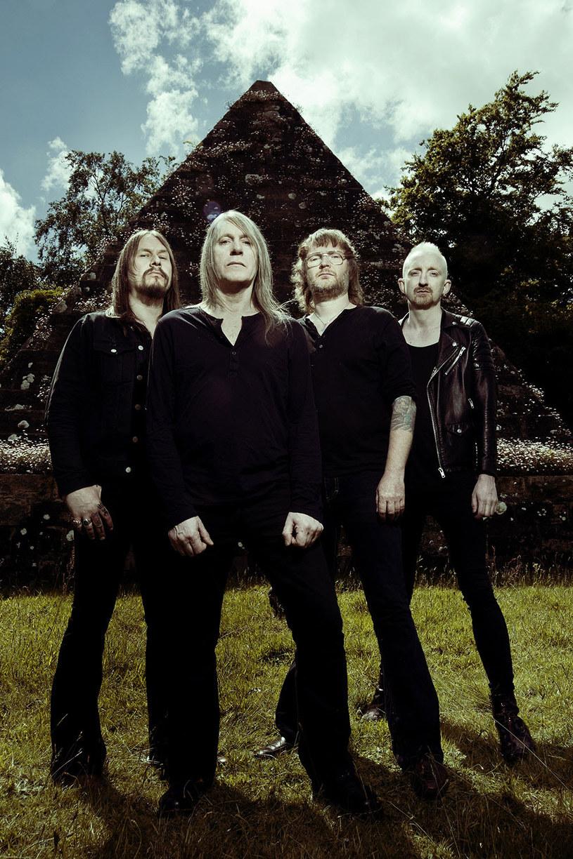 1 listopada nowym albumem przypomną o sobie weterani brytyjskiego heavy metalu z Angel Witch.
