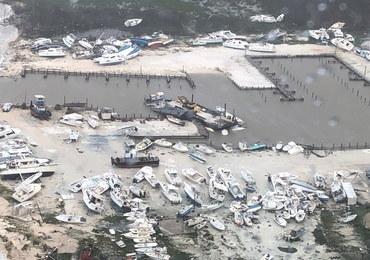 Bahamy szacują straty po przejściu huraganu Dorian. Zginęło 7 osób