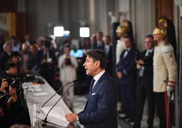 """Włochy: Stary premier, nowy rząd. Jutro zaprzysiężenie """"Conte bis"""""""
