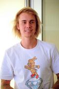 Justin Bieber kuzynem... Ryana Goslinga