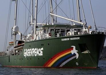 Nie ma miejsca dla Greenpeace w gdańskim porcie. Sprzeczne tłumaczenia władz i ekologów
