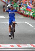 Vuelta a Espana. Philippe Gilbert wygrał 12. etap po samotnej akcji