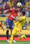 El. Euro 2020: Rumunia - Hiszpania 1-2