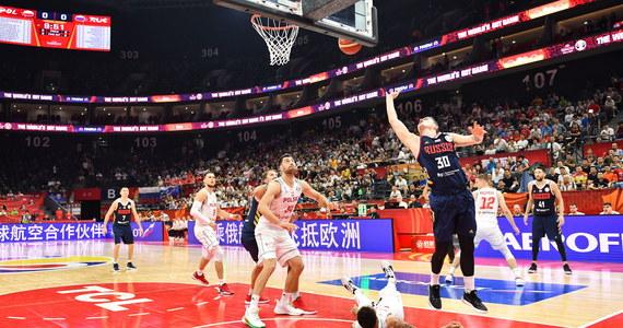 Polscy koszykarze wygrali z Rosją 79:74 w meczu drugiej fazy mistrzostw świata w Chinach. Przed biało-czerwonymi jeszcze mecz z Argentyną.
