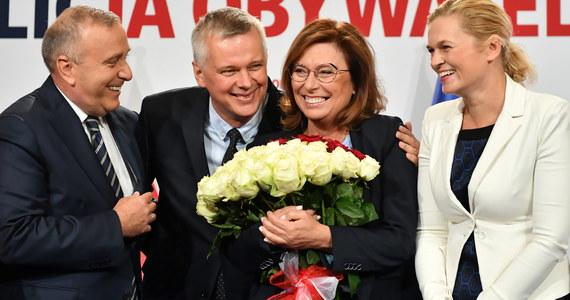 """""""Jutro może być lepsze"""" to hasło kampanii wyborczej Koalicji Obywatelskiej, które zostało zaprezentowane na konwencji wyborczej. Program wyborczy KO liczy 134 strony. Przedstawiła go kandydatka na premiera Małgorzata Kidawa-Błońska."""