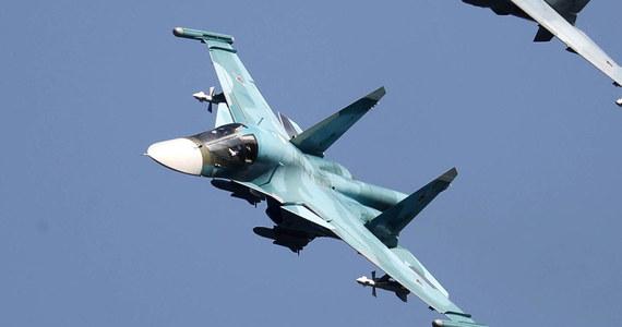 W Rosji w powietrzu zderzyły się dwa  wielozadaniowe bombowce Su-34. Do wypadku doszło podczas lotu treningowego nad Lipieckiem. Oba samoloty zdołały wylądować mimo, że jeden z nich stracił fragment skrzydła, a drugi został uderzony w kabinę. Piloci nie zostali ranni.