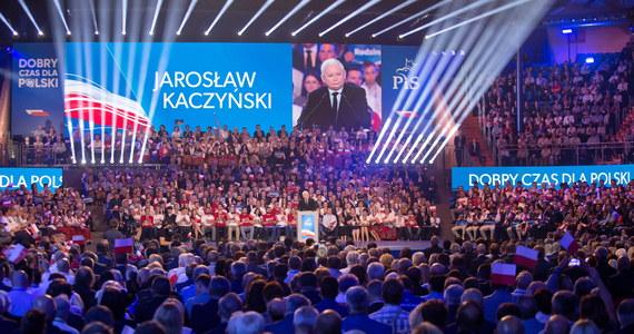 Na koniec 2020 r. minimalna pensja będzie wynosiła 3 tys. zł, a na koniec 2023 minimalna pensja będzie wynosiła 4 tys. zł. - powiedział prezes PiS Jarosław Kaczyński podczas konwencji wyborczej partii w Lublinie.